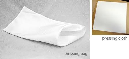 Pressing Cloth