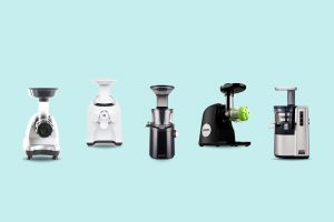 top ten cold press juicers
