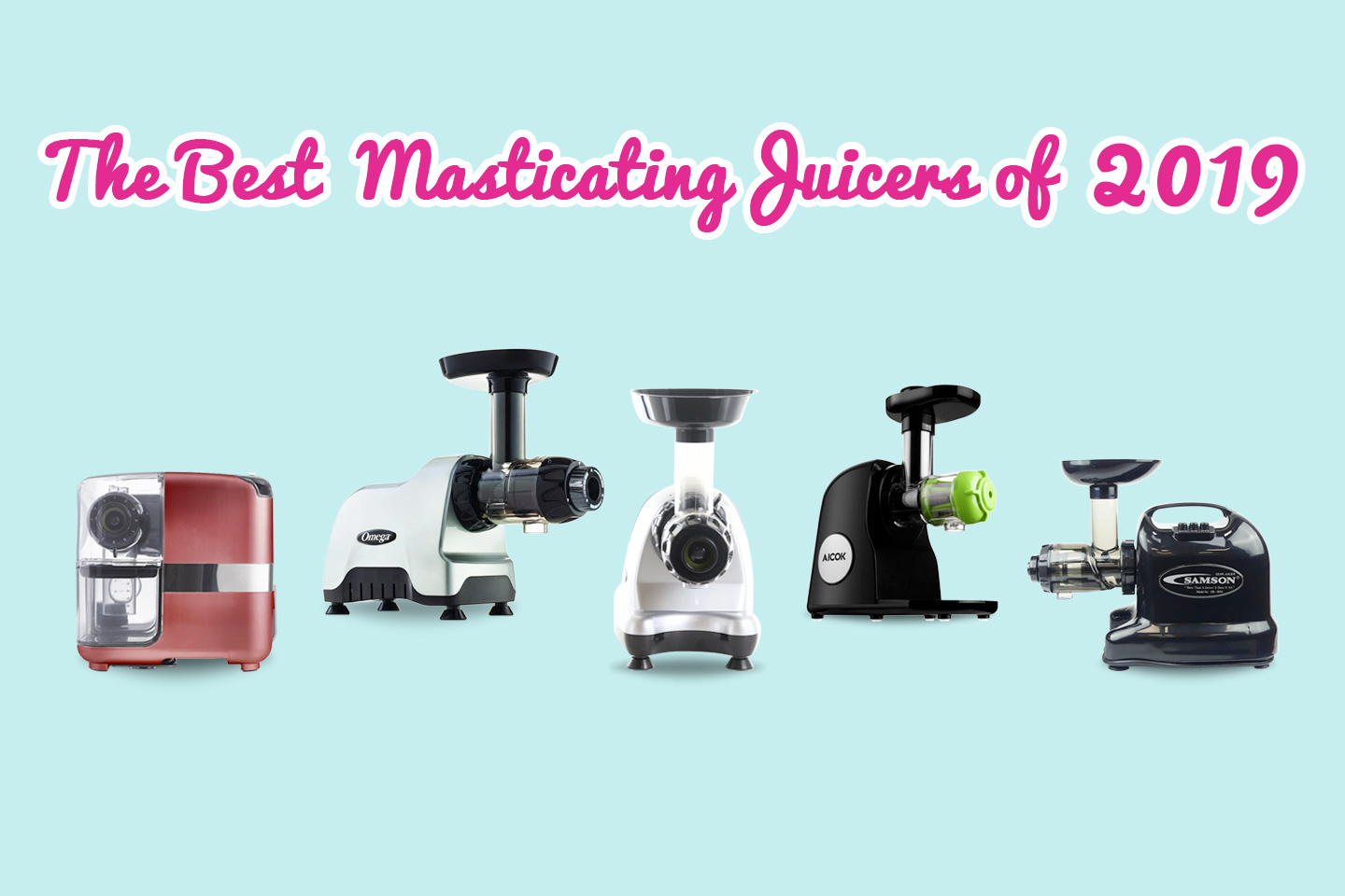 The Best Masticating Juicers of 2019 | Hearty Blends