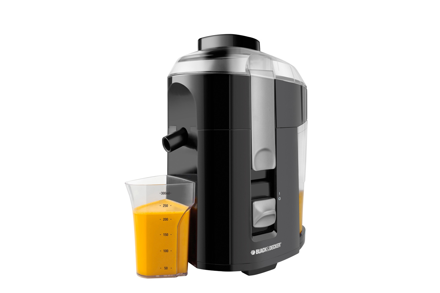 Black & Decker JE2200B Fruit and Vegetable Juice Extractor Review | HeartyBlends.co
