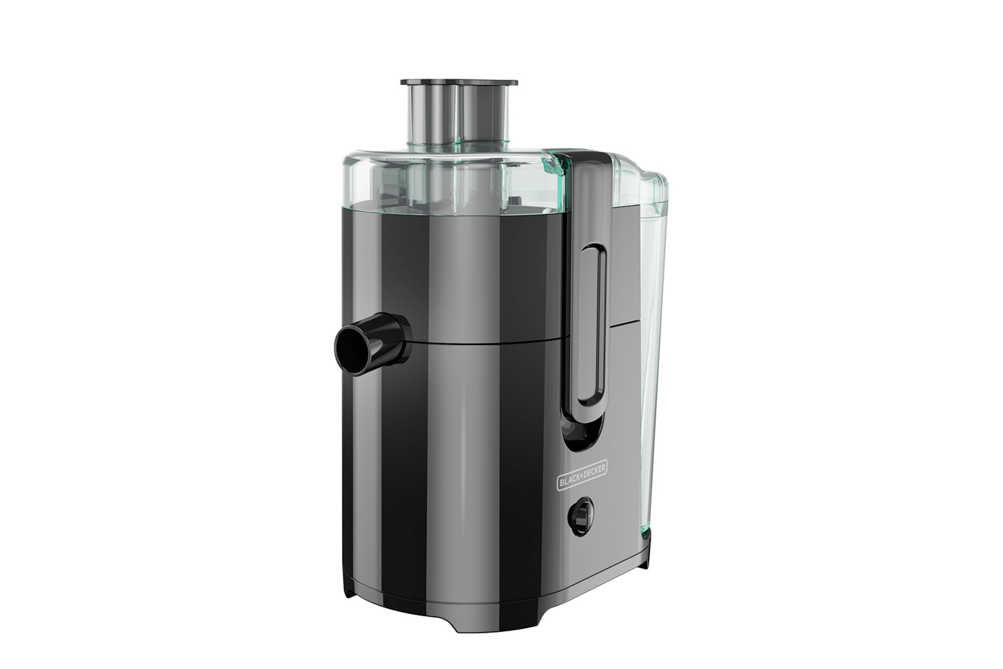 Black & Decker JE2400BD Fruit and Vegetable Juice Extractor Review | HeartyBlends.co