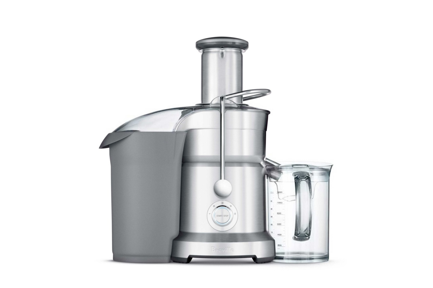 The Juice Fountain Duo | Breville BJE820XL Review • HeartyBlends.co