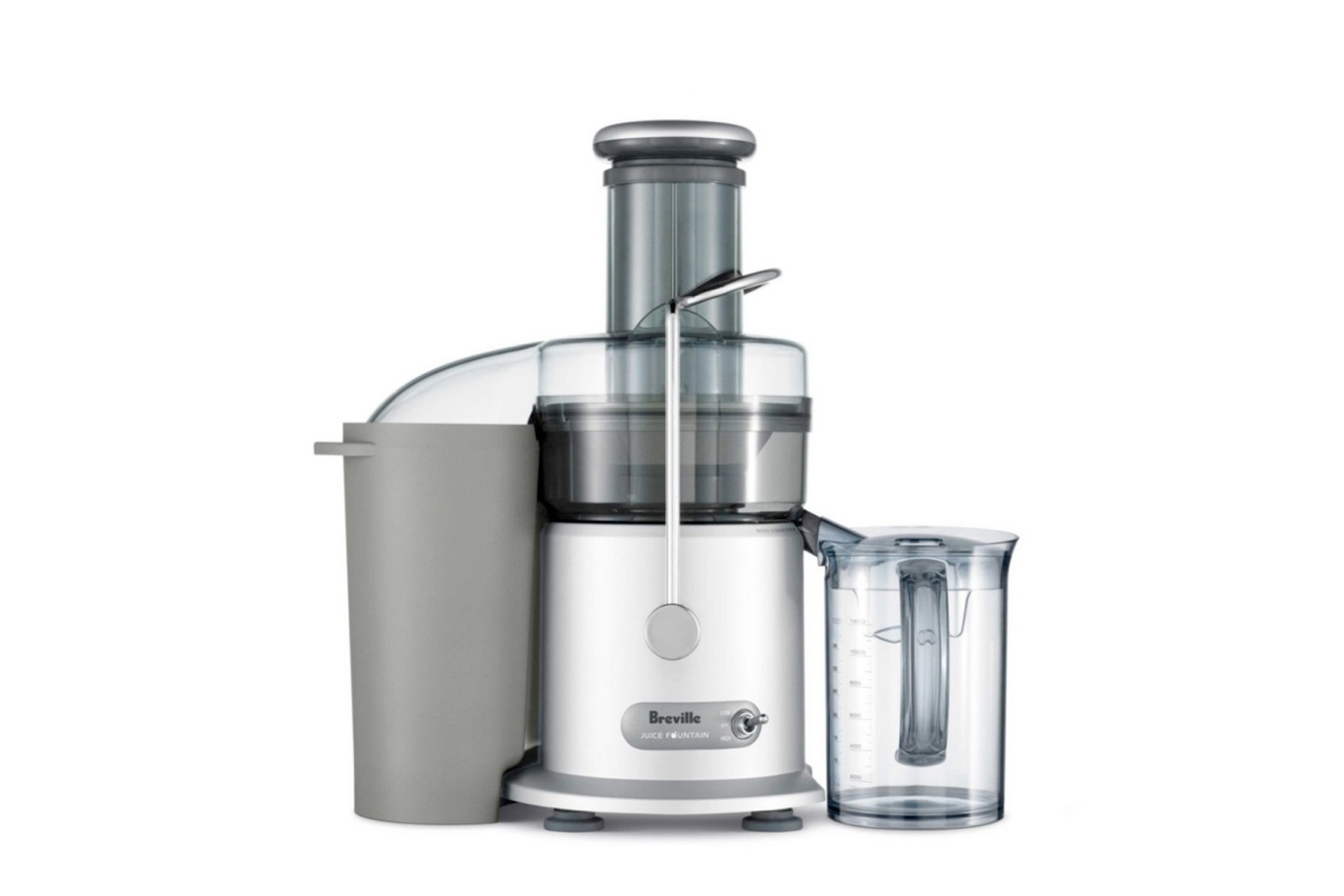 The Juice Fountain Plus | BrevilleJE98XL Review • HeartyBlends.co