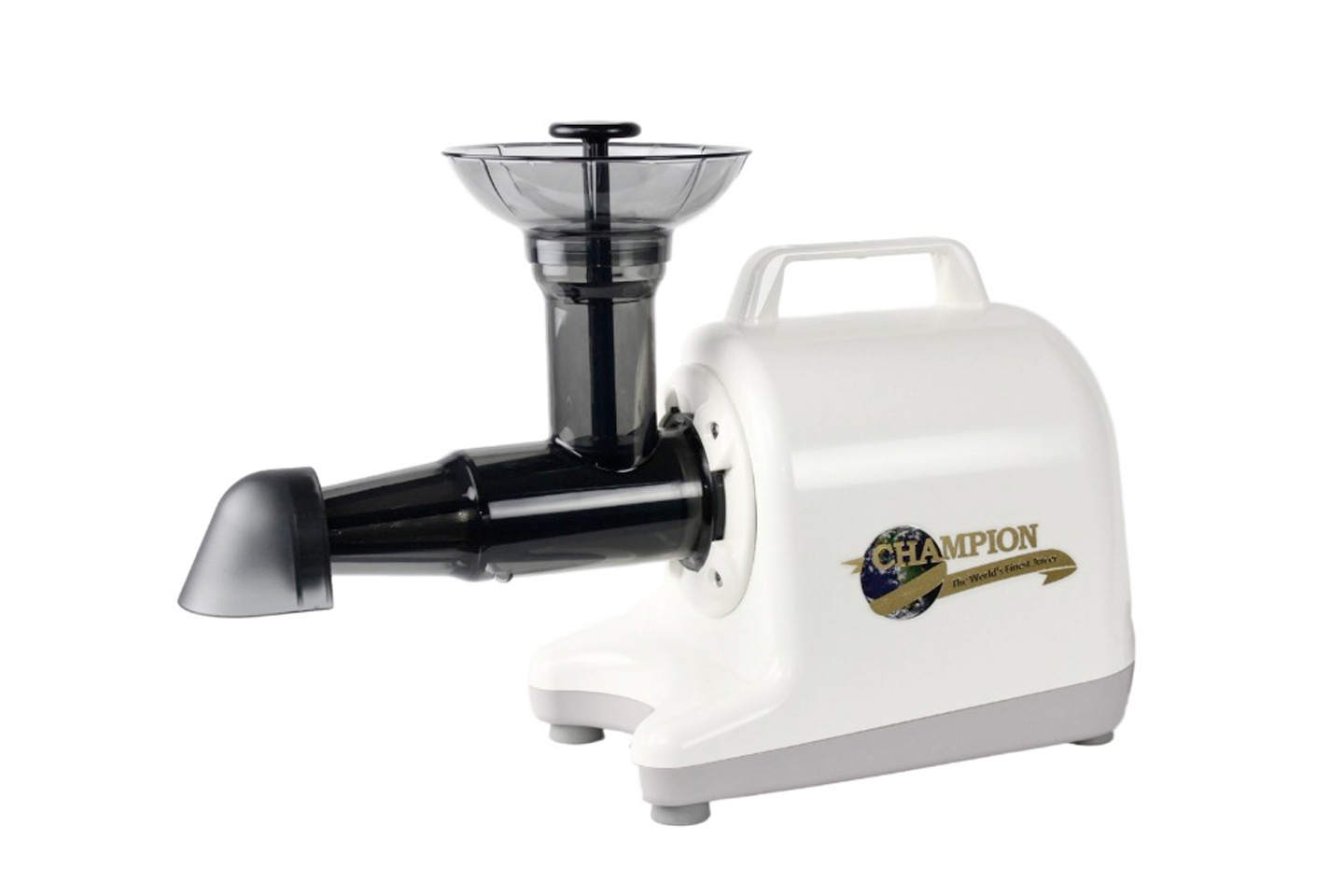 Champion Elite 4000 Household Masticating Juicer Review   HeartyBlends.co