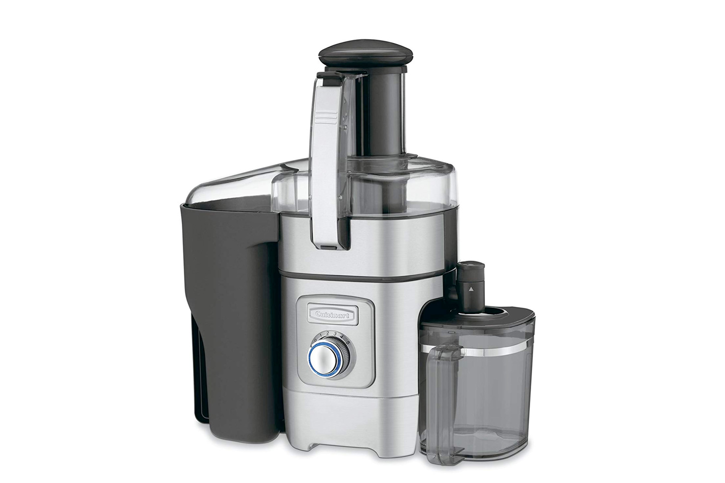 Cuisinart CJE 1000 5-Speed Juice Extractor Review | HeartyBlends.co
