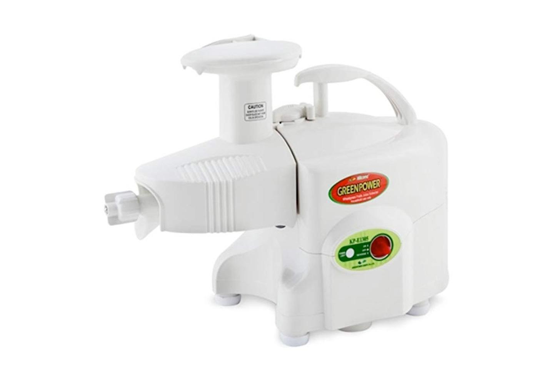 Green Power KPE1304 Twin Gear Juicer Review | HeartyBlends.co