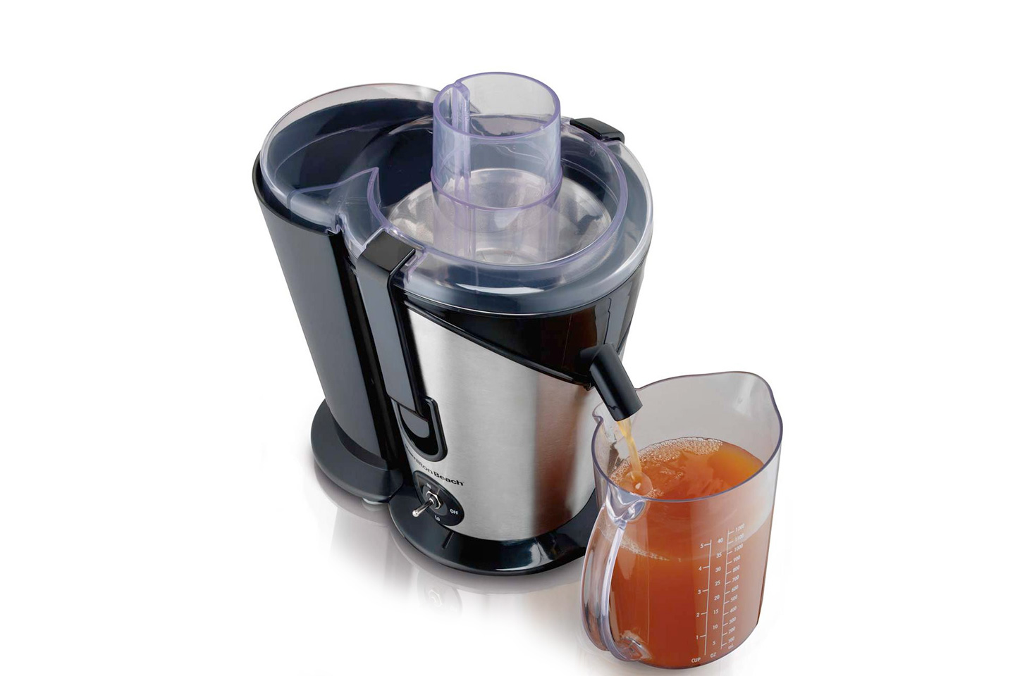 Hamilton Beach Big Mouth Plus 67750 Juice Extractor  Review | HeartyBlends.co