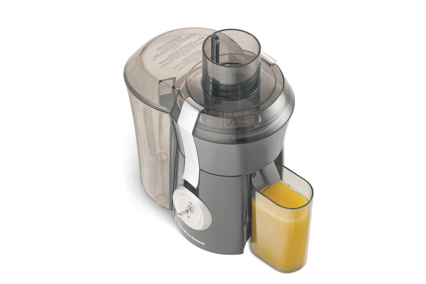 Hamilton Beach Big Mouth Pro Juice Extractor Review | HeartyBlends.co