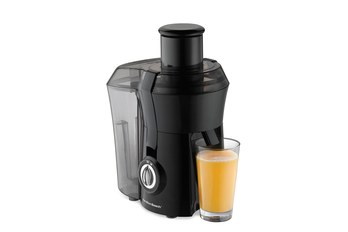 Hamilton Beach Big Mouth Juice Extractor Review | HeartyBlends.co