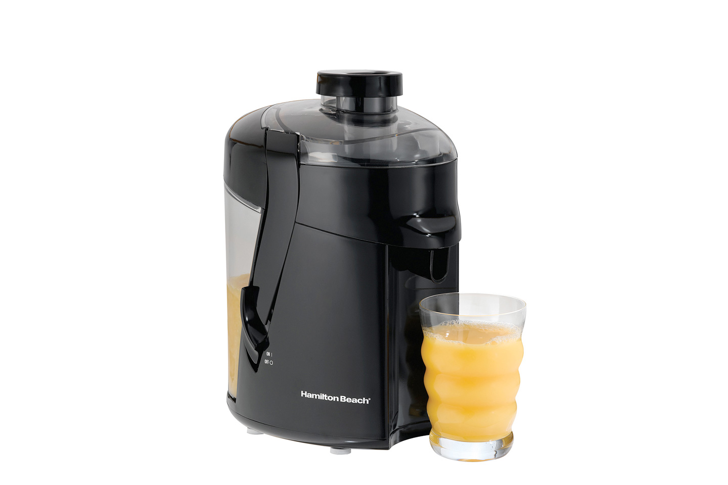 Hamilton Beach HealthSmart Juice Extractor Review | HeartyBlends.co