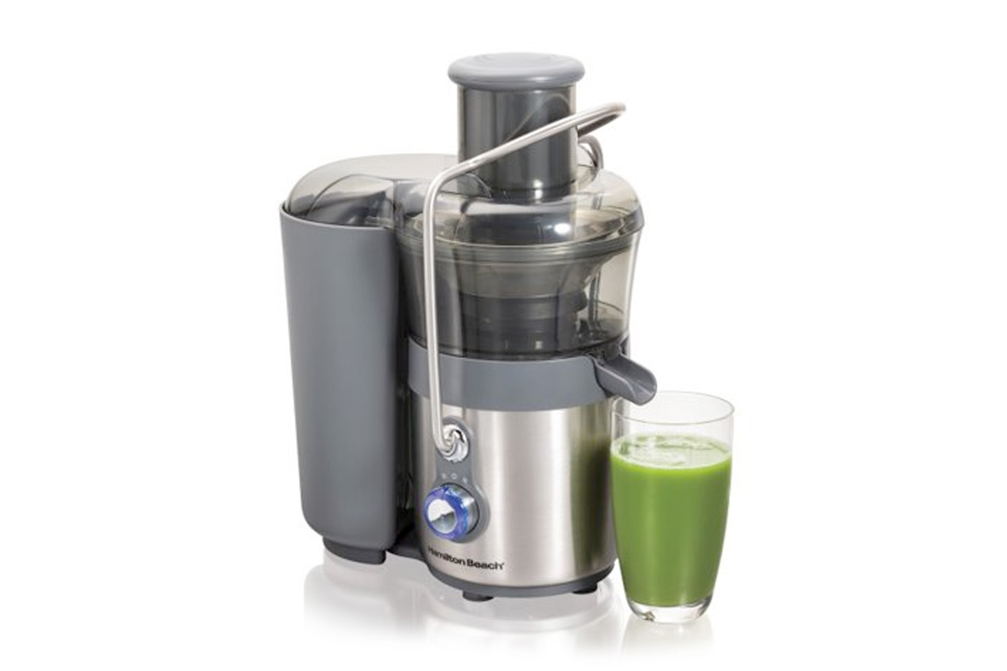 Hamilton Beach Premium Big Mouth 67850 Juice Extractor Review | HeartyBlends.co