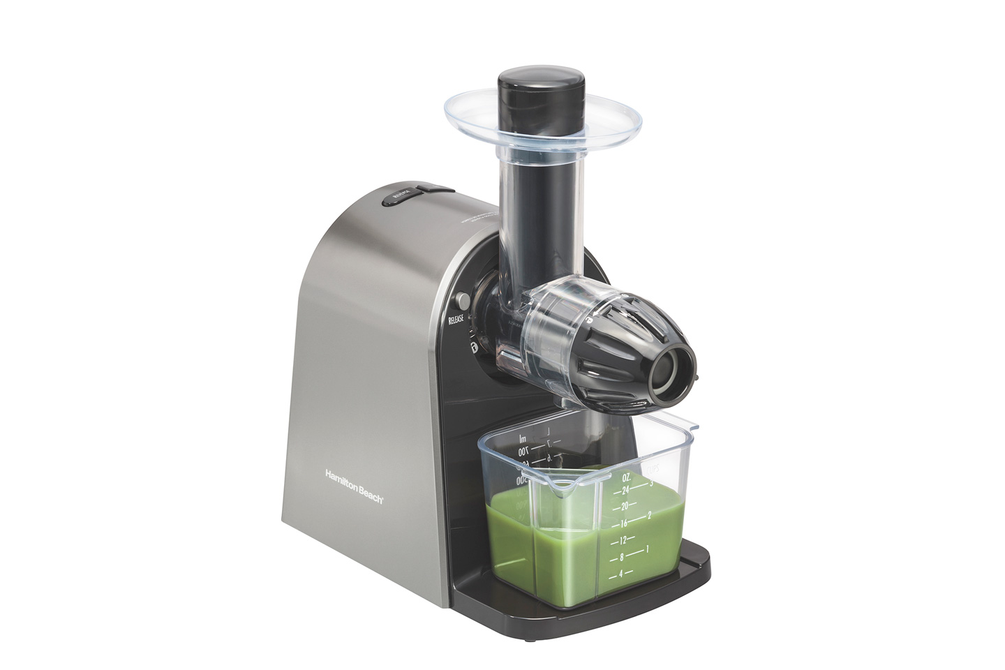 Hamilton Beach Slow Juicer 67951 Review | HeartyBlends.co