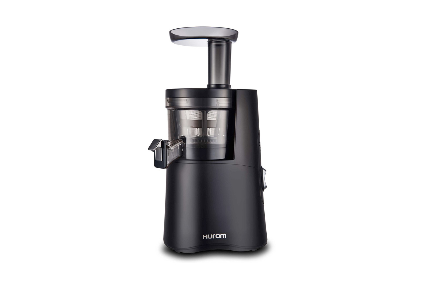 Hurom H-AA Alpha Series Vertical Slow Juicer Review | HeartyBlends.co