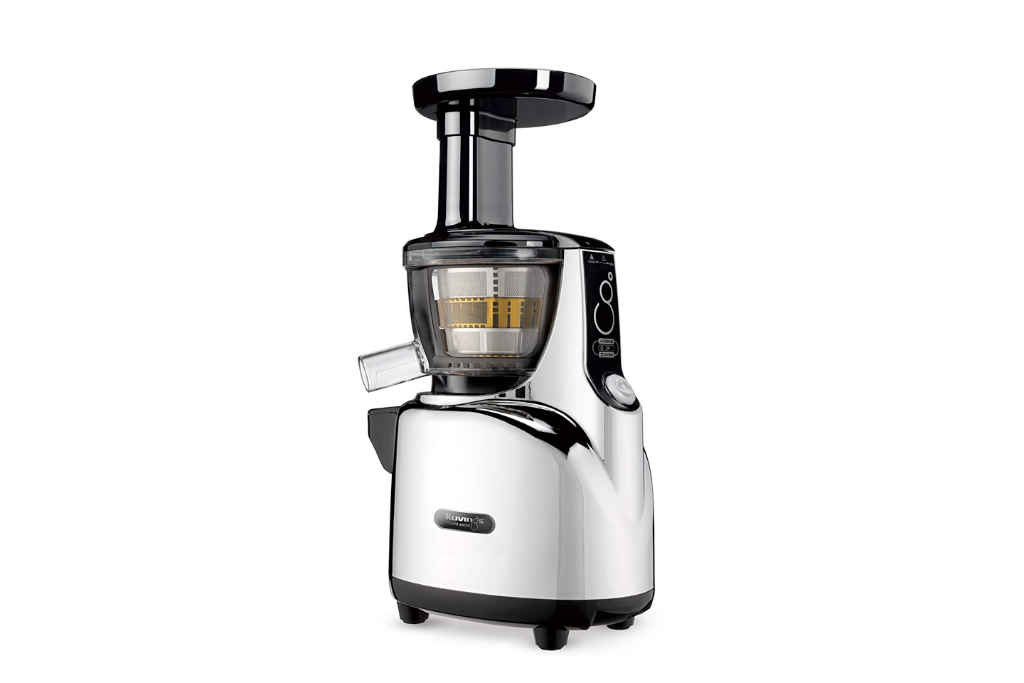 Kuvings NS Series Silent Upright Masticating Juicer Review | HeartyBlends.co
