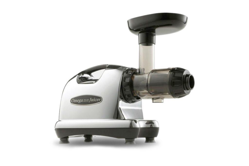 omega 8006, horizontal masticating juicer