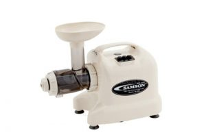Samson 6-in-1 Masticating Juice Extractor