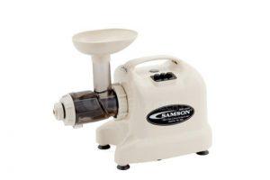 Samson 6-in-1 Masticating Juice Extractor