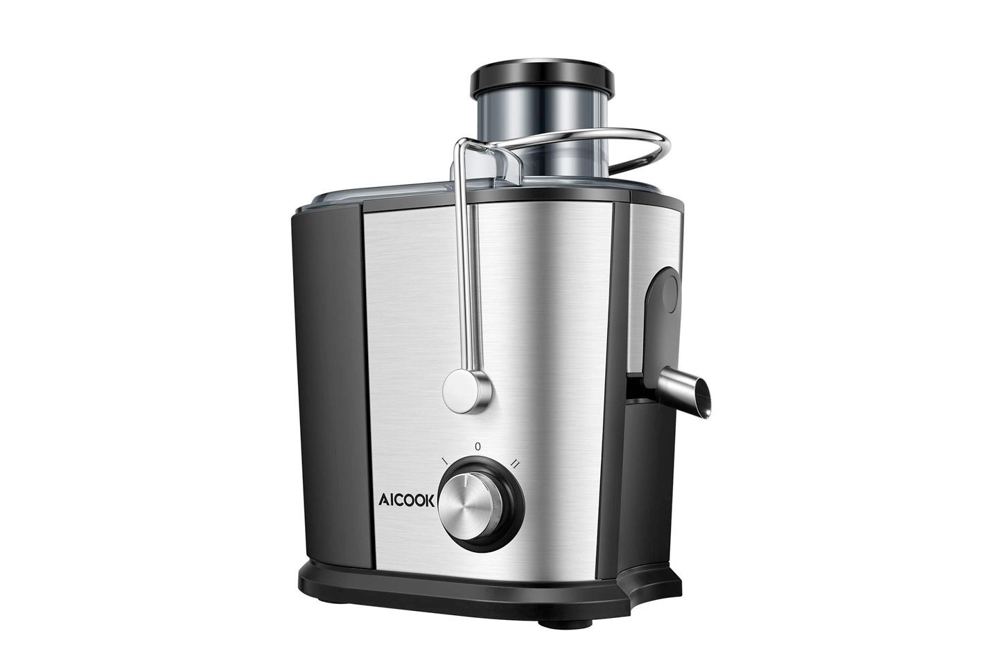 AICOK GS-336 Wide Mouth Centrifugal Juicer Review | HeartyBlends.co