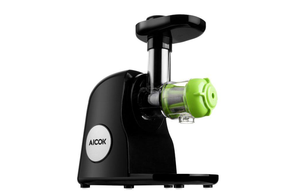 AICOK AMR-521 Slow Juicer, Black