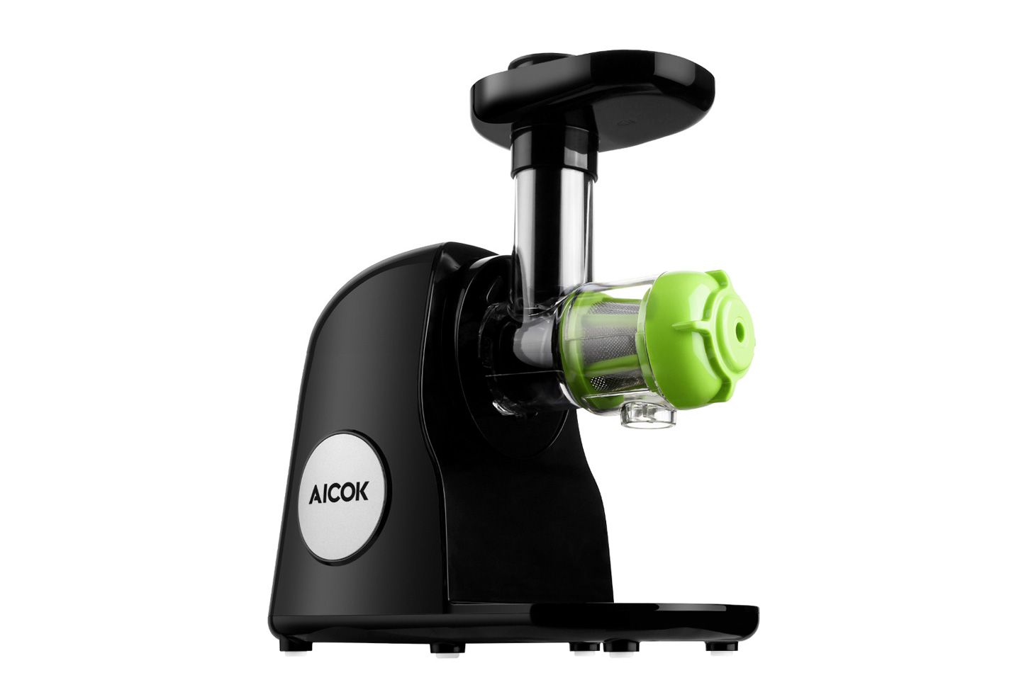 AICOK AMR-521 Slow Juicer, Black