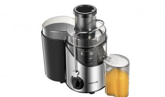 AICOK AMR516-1 400W Wide Mouth Centrifugal Juicer