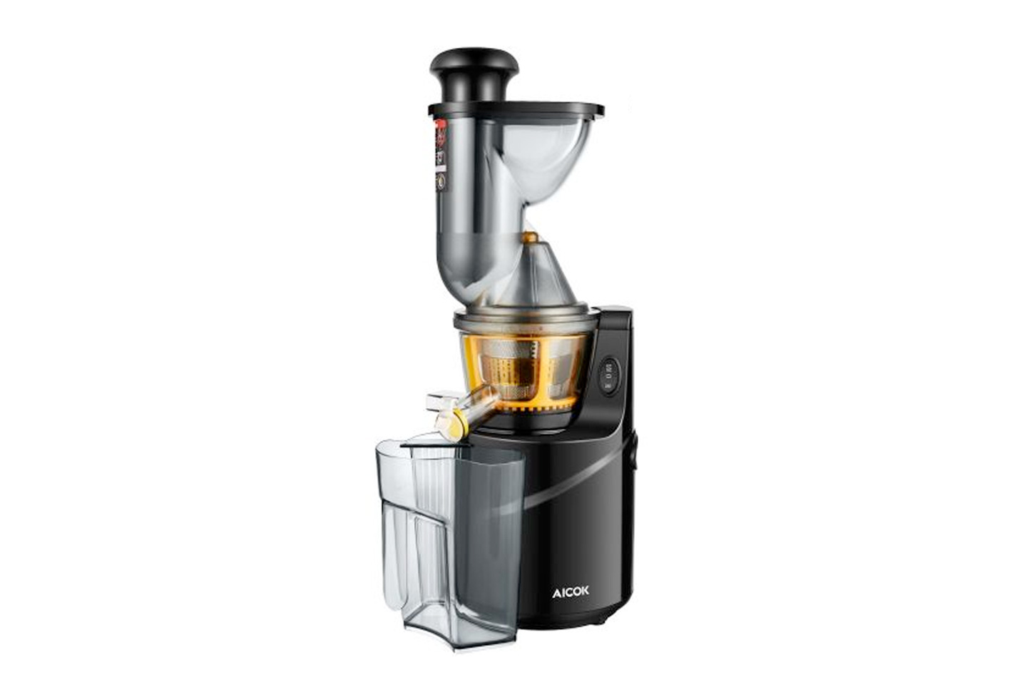 AICOK SD60K Wide Mouth Vertical Slow Juicer Review | HeartyBlends.co