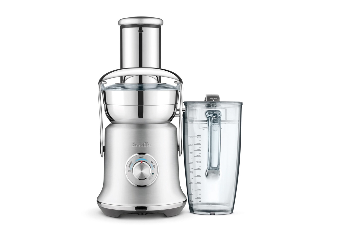 The Juice Fountain Cold XL | Breville BJE830BSS1BUS1 Review • HeartyBlends.co