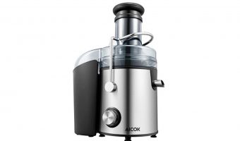 AICOK GS-332 1000W Centrifugal Juicer, Silver