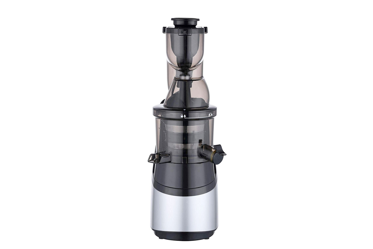 1st Gen Caynel Whole Slow Juicer Review | HeartyBlends.co