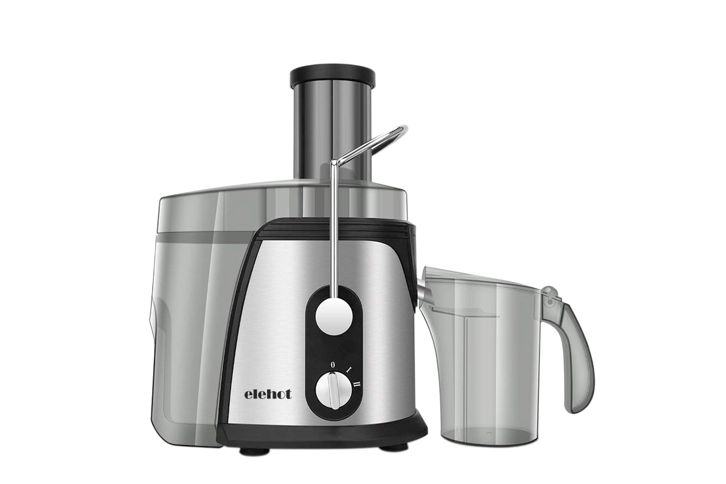 ELEHOT 700 Watt Fruit & Vegetable Wide Mouth Juice Extractor Review | HeartyBlends.co