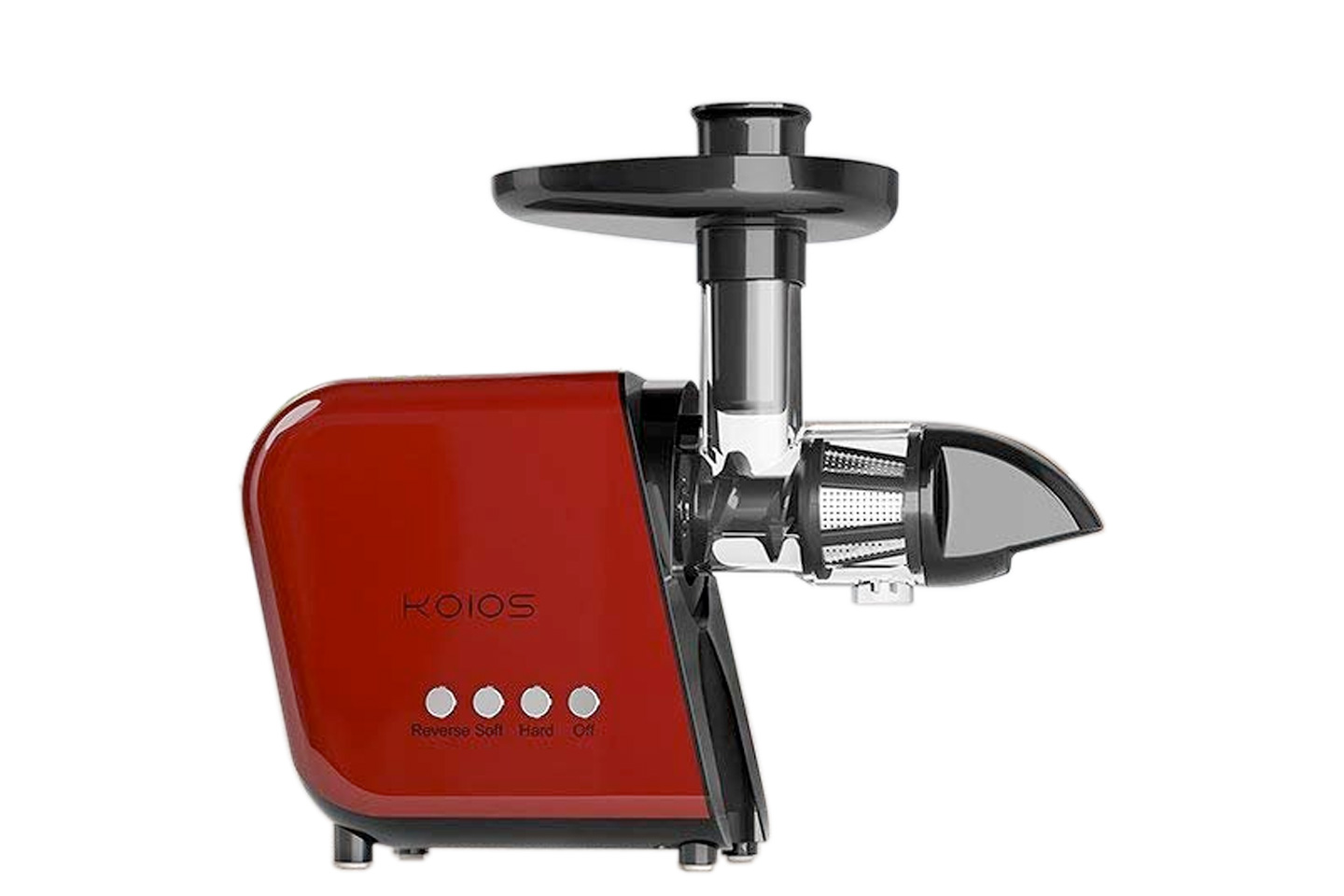 KOIOS Masticating Juice Extractor Review | HeartyBlends.co