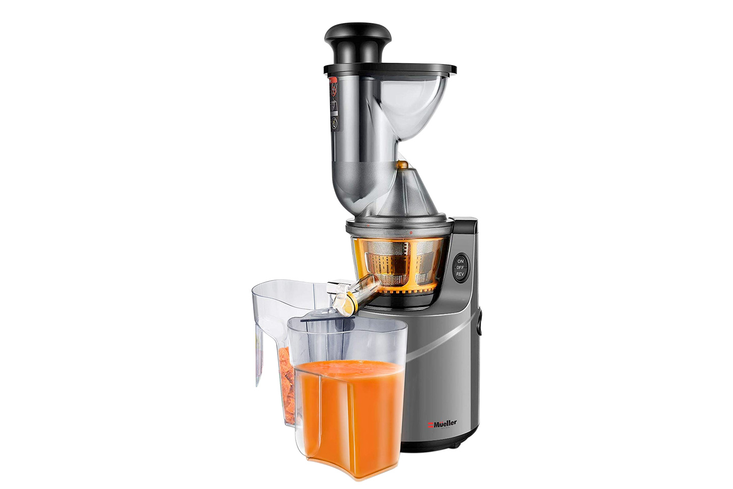 Mueller Austria Vertical Slow Juicer Review | HeartyBlends.co