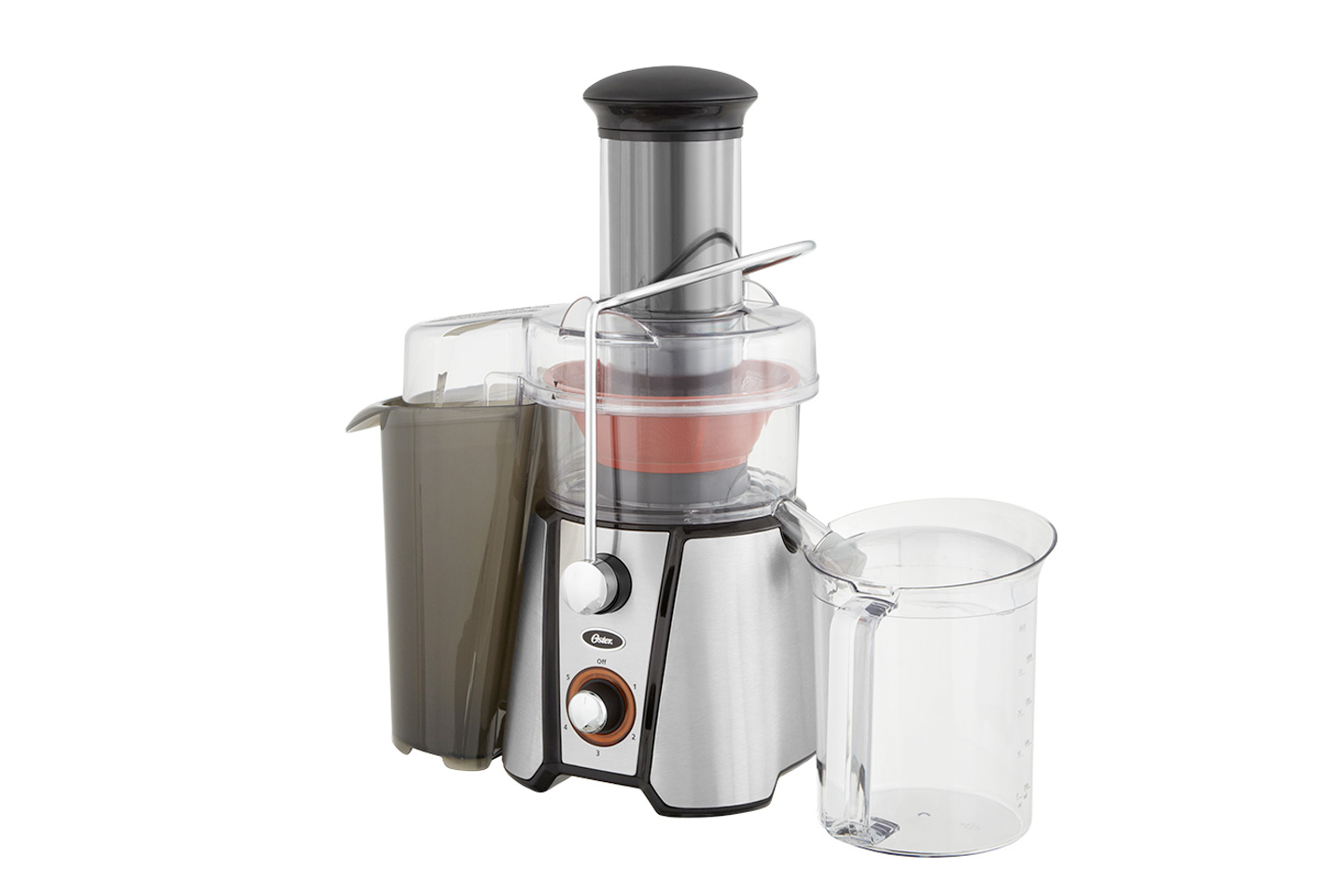 Oster JusSimple 5-Speed Extra-Wide Feed Chute Juice Extractor Review | HeartyBlends.co