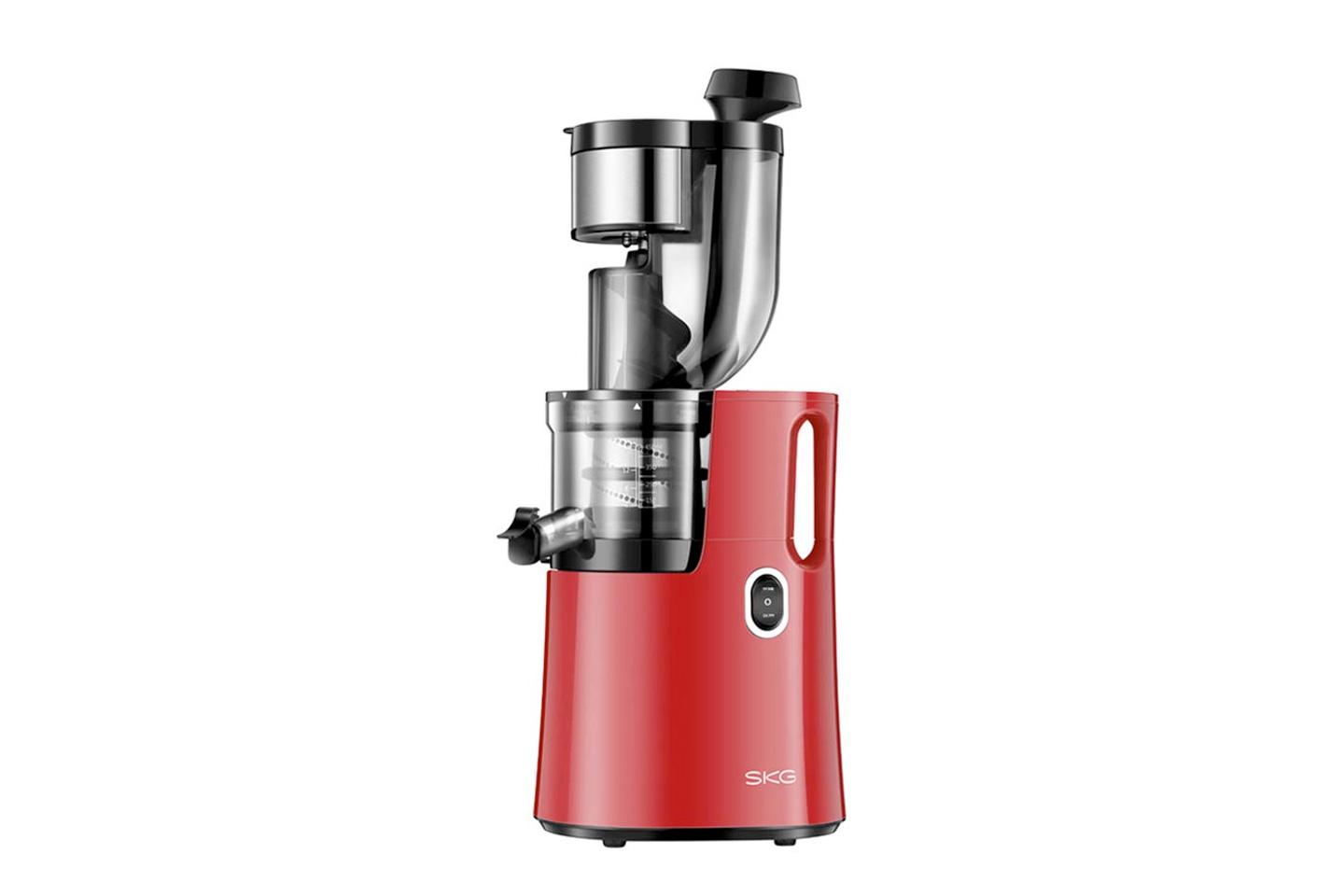 SKG Q8 Series Wide Chute Vertical Slow Juicer Review | HeartyBlends.co