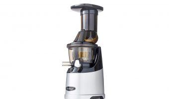 Omega MMV700S juicer, silver