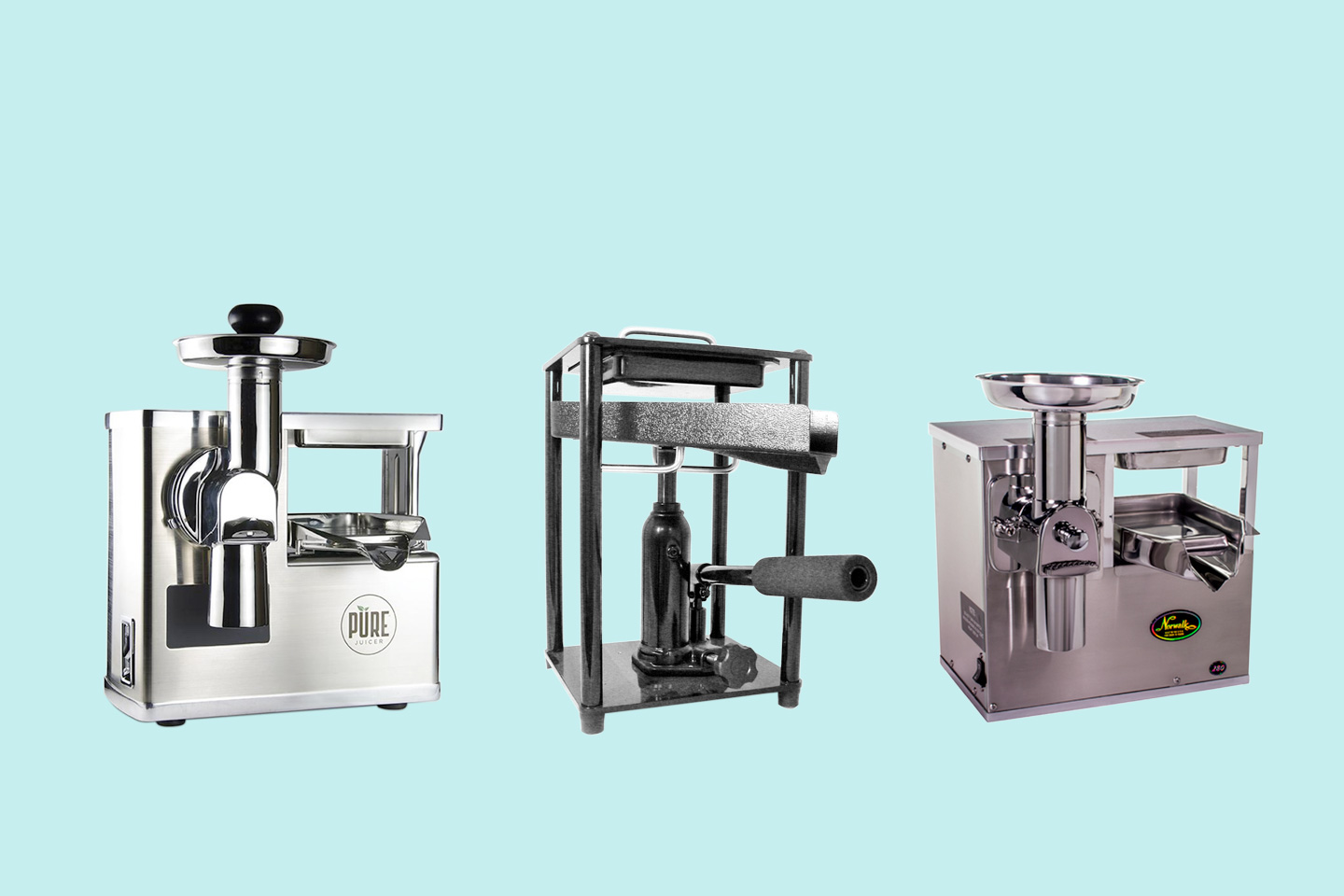 best hydraulic juicers