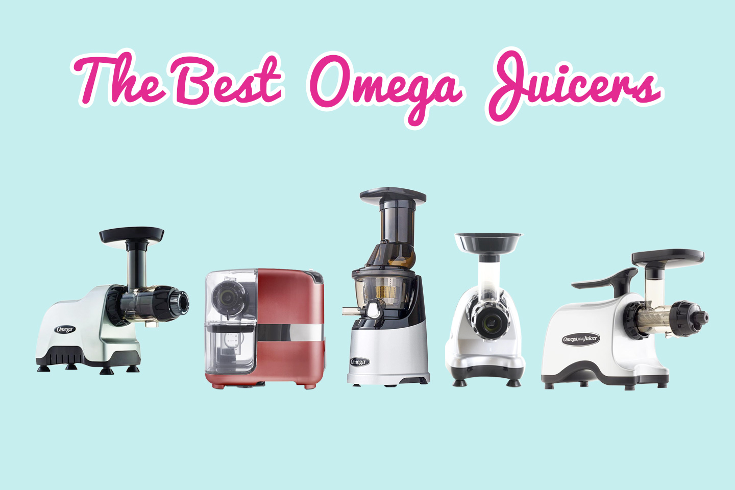 The Best Omega Juicers | Hearty Blends